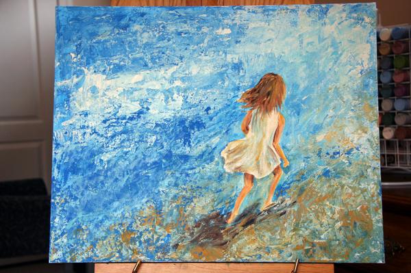 Paintingdellabeach